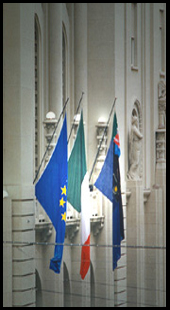 Immagine della facciata del Palazzo del Governo