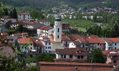 Foto di Borghetto Vara tratta dal sito istituzionale del Comune