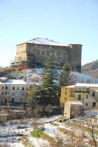 Immagine del paese di Calice al Cornoviglio