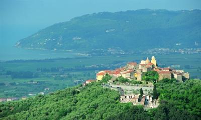 Immagine del borgo di Nicola