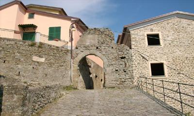 Foto del Centro storico di Beverino Castello