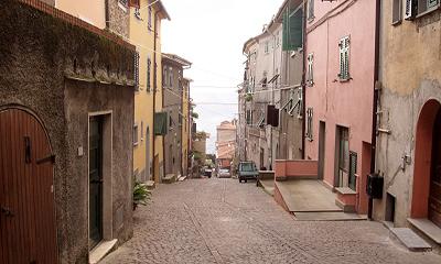 Foto del centro storico di Bolano