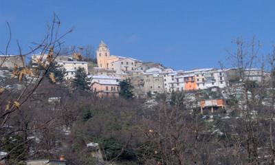 Immagine della frazione di Follo Castello