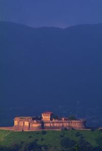 Immagine della Fortezza Firmafede di Sarzana
