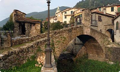 Immagine del borgo di Pignone